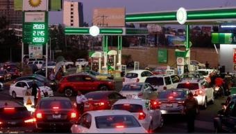Gasolineros manifiestan apoyo a medidas contra el huachicol