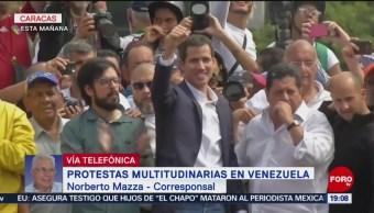 Foto; Venezuela, poco a poco regresa la calma