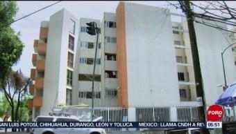 Organizaciones sociales se dedican a invadir o despojar propiedades en CDMX
