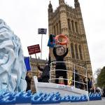 Parlamento británico enfrenta votación histórica del Brexit