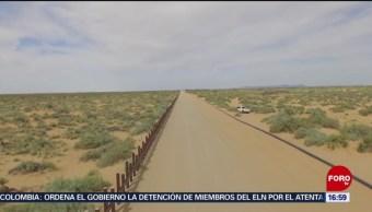Patrulla Fronteriza Se Mantiene Alerta Tras Paso Masivo De Migrantes, Patrulla Fronteriza, Paso Masivo De Migrantes, Patrulla Fronteriza De Eu, Desierto De Nuevo México