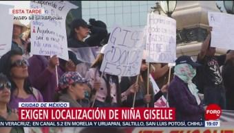 FOTO: Piden Localizar A Niña Giselle Desaparecida En Edomex, Localizar A Niña Giselle, Desaparecida, Edomex, Niña Giselle, Chimalhuacán, Estado De México, 26 enero 2019