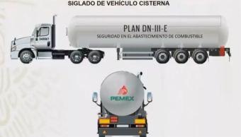 Foto: Compra nuevas pipas de gasolina, 24 de enero 2019