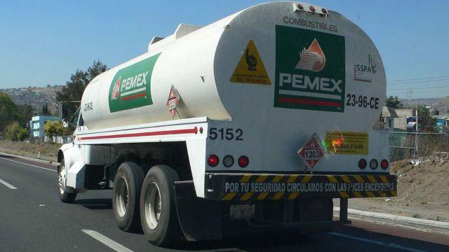 Ventas Gasolina Pemex CDMX Huachicoleo López Obrador