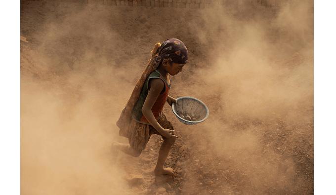 Pobreza en Bangladesh. (Getty Images, archivo)