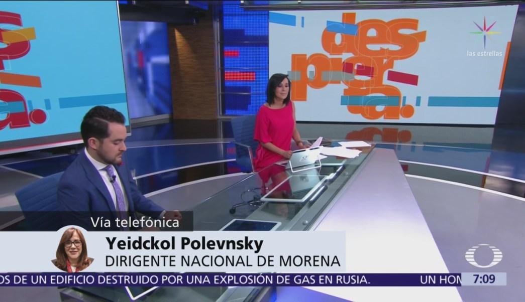 Polevnsky dice que Barbosa no ha hablado de nueva candidatura por respeto