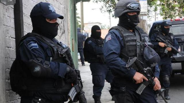 Policía Federal rescata en Edomex a dos menores secuestrados