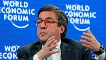 Foto: Luis Alberto Moreno, presidente del Banco Interamericano de Desarrollo, asiste a la reunión anual del Foro Económico Mundial 22 de enero de 2019 (Reuters)