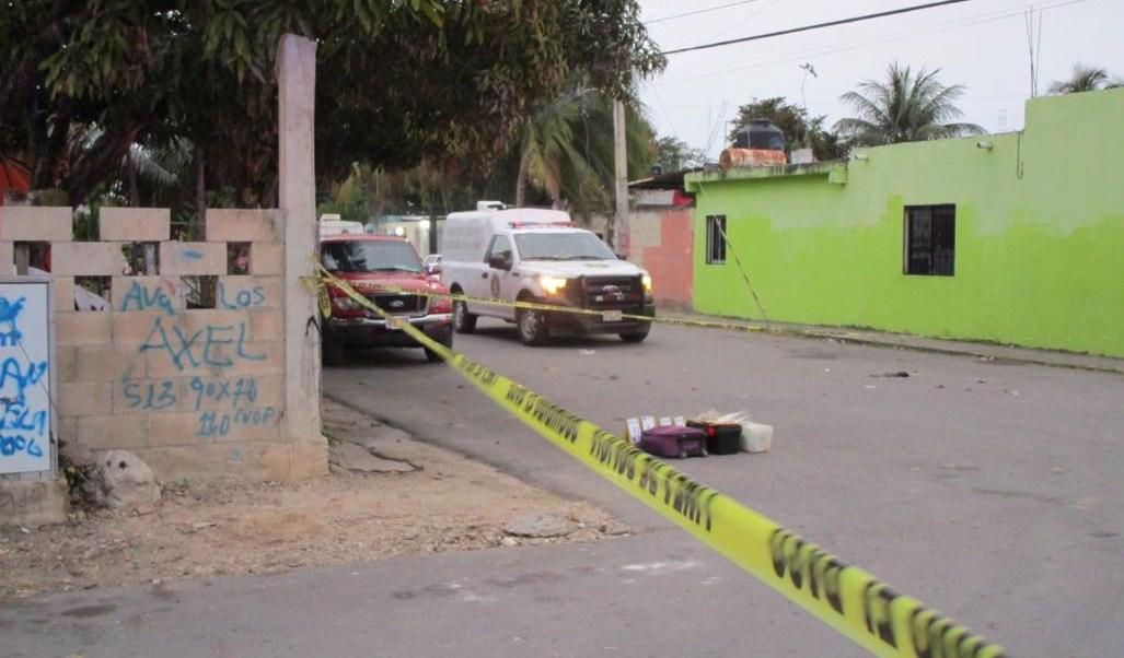 Asesinan a 7 personas durante una fiesta en una vivienda en Cancún