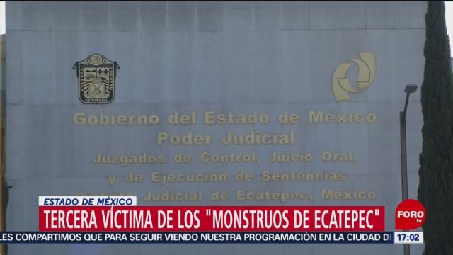Foto: Audiencia Tercera Víctima Monstruos Ecatepec 30 de Enero 2019