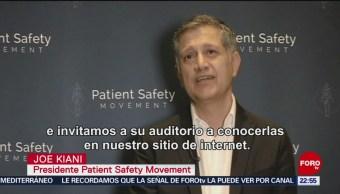 Realizan cumbre sobre seguridad del paciente en EEUU