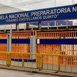 Reanudan clases en Prepa 2 de la UNAM