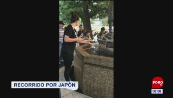 Recorriendo Japón con Gina Holguín (Parte 2)