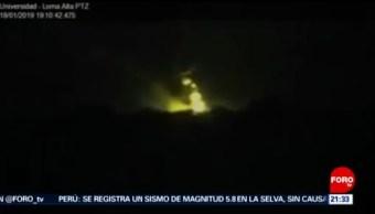 Reportan Incendio En Gasoducto De Querétaro
