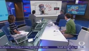 Reporte Trump: Votantes, a favor de mano dura contra migrantes