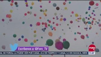 Reyes Magos piden no enviar cartas con globos porque contaminan