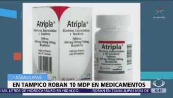 Roban 10 mdp en medicamentos en Tampico, Tamaulipas