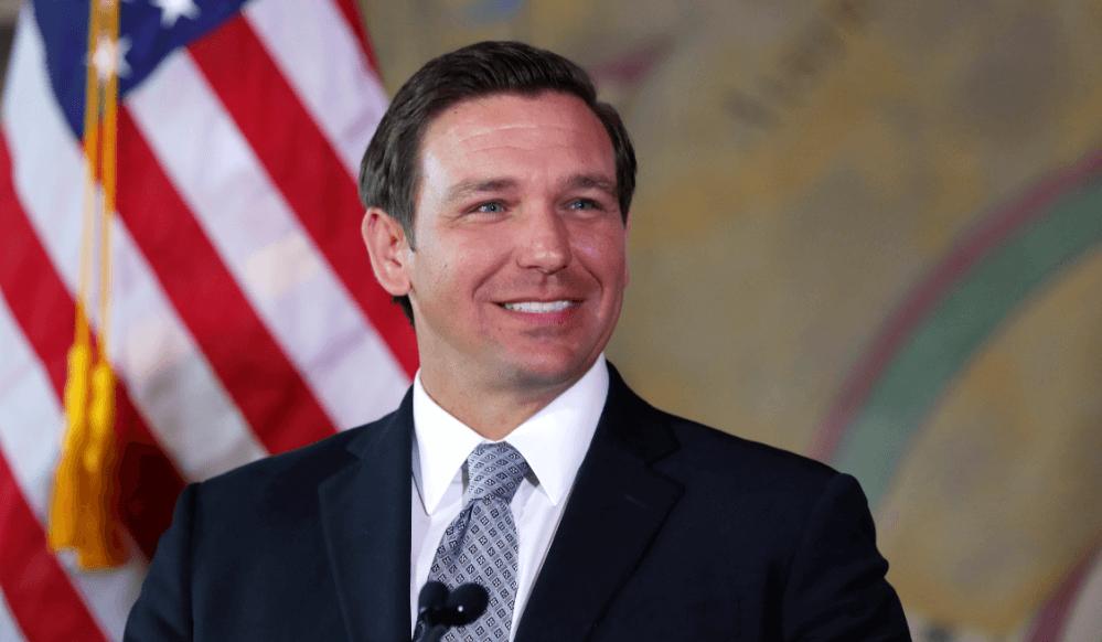 Gobernador de Florida usa avión confiscado a narcos