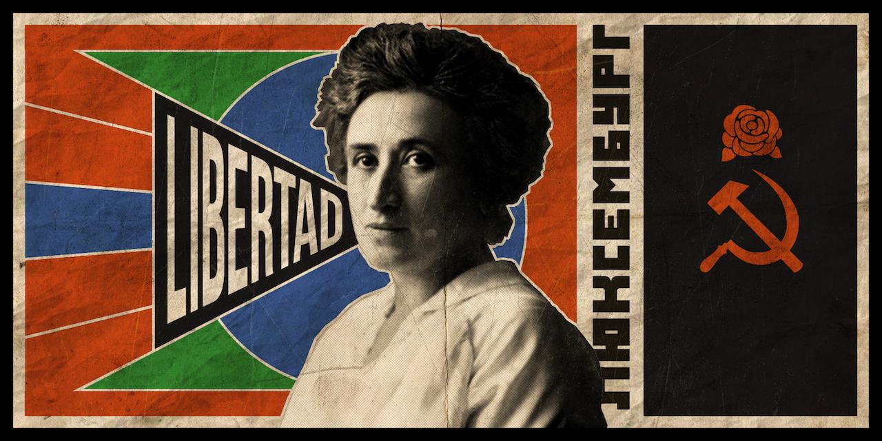 Rosa-Luxemburgo-Social-Democracia-Marxismo-Revolucionario-Socialismo