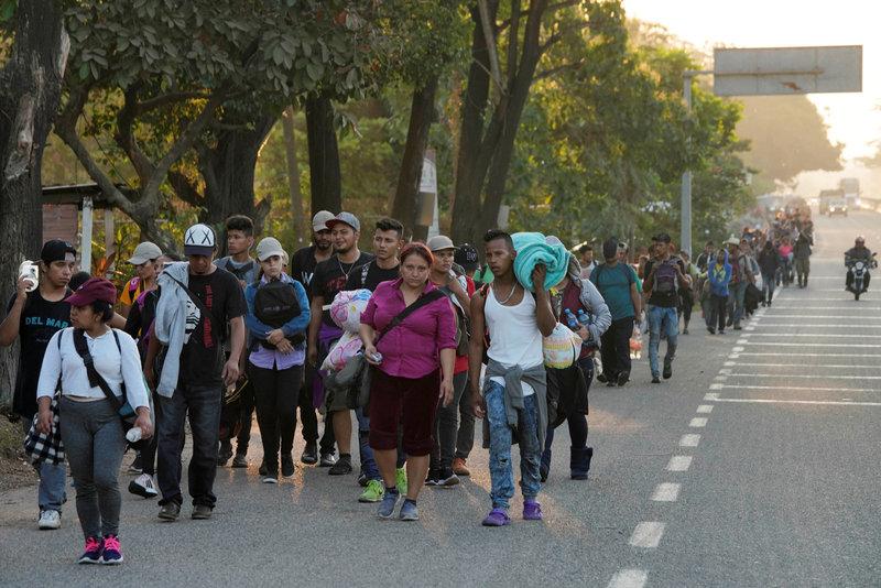 México ya es país de destino para migrantes centroamericanos México ya es país de destino para migrantes centroamericanos