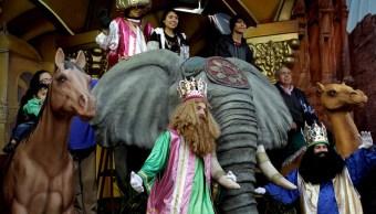 despliegan operativo ante llegada de reyes magos en 16 alcaldias