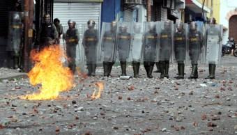 onu pide dialogo evitar desastre en venezuela