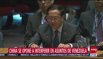 Foto, 26 enero 2019, Rusia, China y Turquía apoyan a Maduro