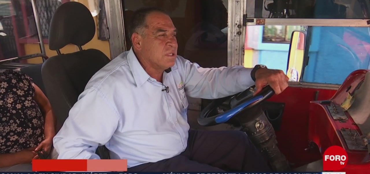 Foto: Rutas Más Peligrosas Trasporte Público Cdmx 30 de Enero 2019
