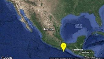 Se registra dos sismos en Oaxaca