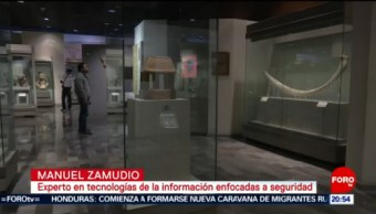 Seguridad En Museos Mexicanos Robo Cultura