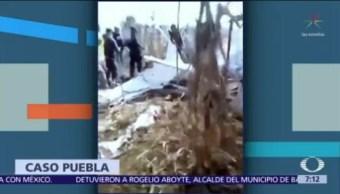 Senado integrará comisión especial sobre accidente de helicóptero en Puebla