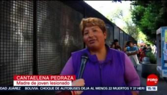 Situación de pacientes en el Hospital 20 de noviembre tras explosión en Hidalgo