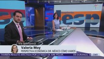 Tasas de interés podrían afectar a mexicanos en 2019, dice Valeria Moy