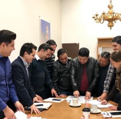 Congreso de Puebla define terna para gobernador interino por 5 meses