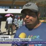 Testigos de la explosión en Tlahuelilpan narran a Despierta la tragedia
