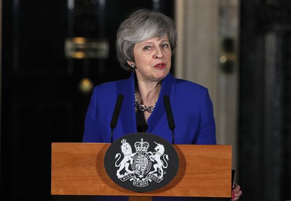 May superaría a Corbyn en unas elecciones, revela encuesta