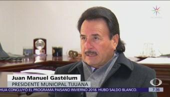 Tijuana no tiene capacidad para recibir otra caravana migrante, dice alcalde