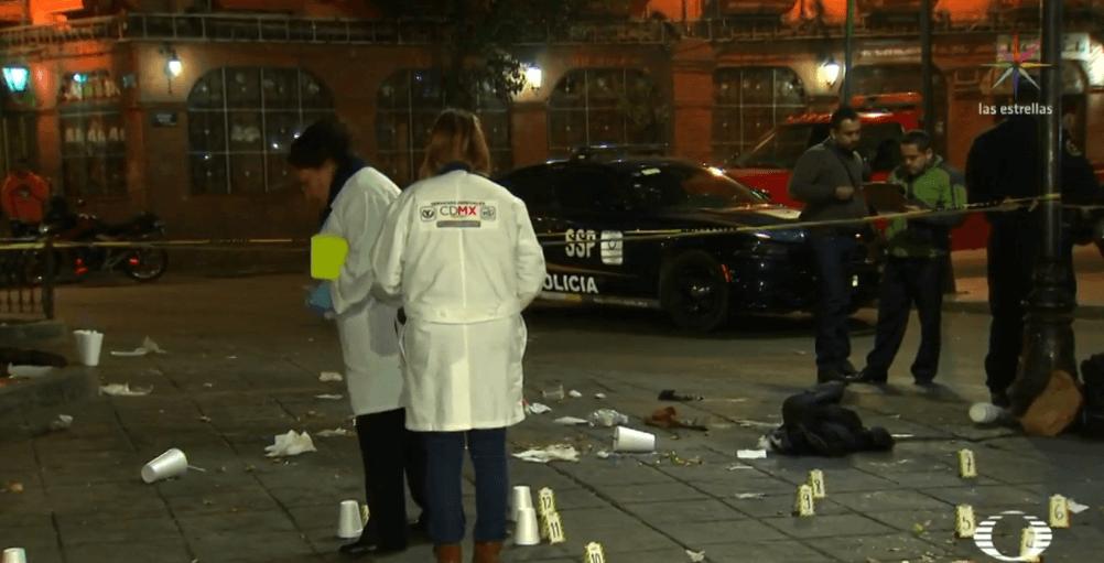 Tiroteo en Xochimilco deja un hombre muerto