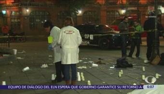 Tiroteo en Xochimilco deja un muerto y un herido