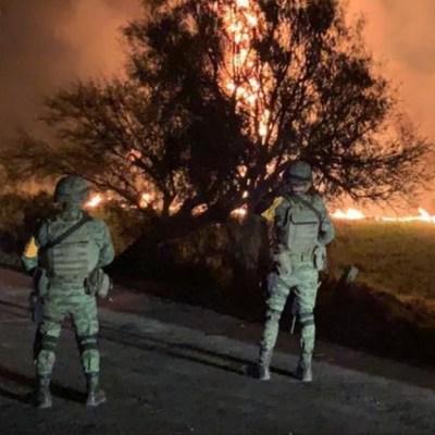 Explosión por huachicol en Tlahuelilpan: Así fue la tragedia