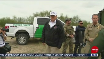 Trump Amenaza Emergencia Nacional Si No Hay Muro