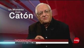 Un momento con Armando Fuentes 'Catón' del 7 de enero del 2019