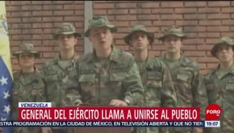 Foto: Ejército de Venezuela llama a unirse al pueblo
