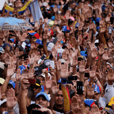 Trump reconoce a Guaidó como presidente legítimo de Venezuela