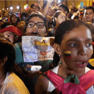 Ebrard: México mantendrá postura de no intervención en Venezuela
