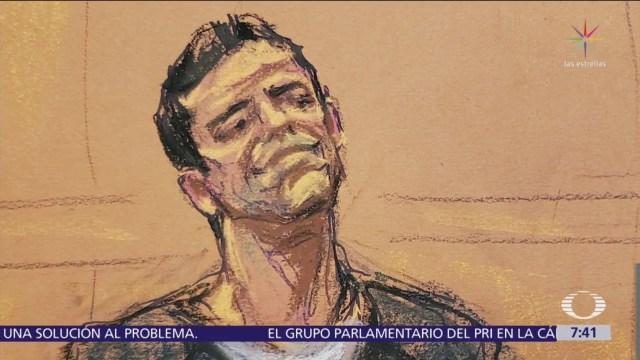 'Vicentillo' afirma que estuvo en Los Pinos con jefe militar