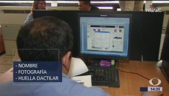 Ya hay registro genético de 40 mil desaparecidos en México