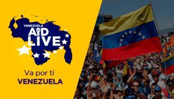 El discurso de mexicano que hizo llorar a Live Aid Venezuela
