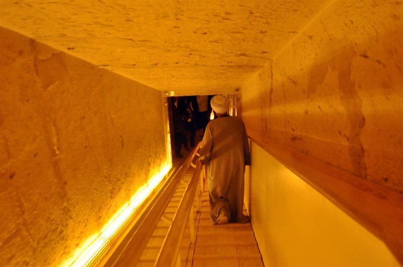 foto tumba Tutankamón egipto 31 enero 2019