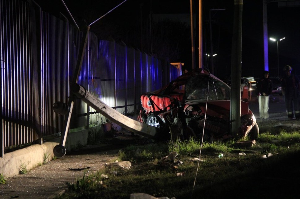 foto accidente carretera saltillo monterrey 7 febrero 2019